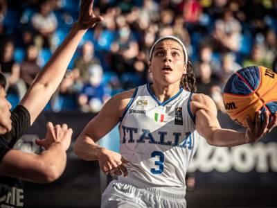LIVE Basket 3×3, Preolimpico in DIRETTA: Italia-Ungheria 13-12, D'Alie piazza il tiro decisivo, azzurre alle Olimpiadi a 3″ dalla fine!