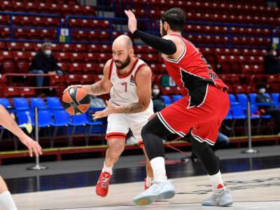 Basket: Vassilis Spanoulis torna a giocare per la Grecia dopo sei anni