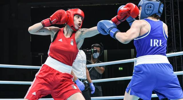 Boxe femminile, Irma Testa sarà testa di serie alle Olimpiadi! Obiettivo medaglia