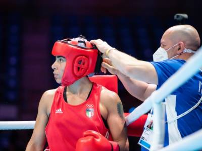 Boxe, Assunta Canfora sconfitta da Sennur Demir. Addio Olimpiadi