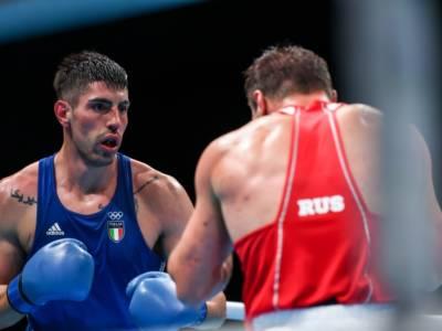 Boxe, Simone Fiori sconfitto da Khataev per split decision: addio Olimpiadi
