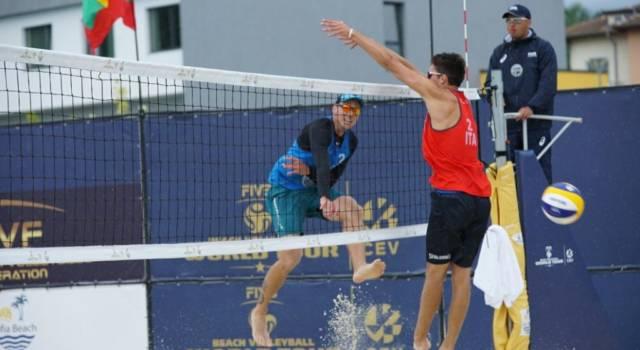 Beach volley, World Tour Sofia 2 2021: Italia terza con Cottafava e Dal Corso