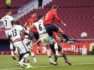 Calcio, problemi per la Spagna: Diego Llorente positivo al Covid come Sergio Busquets