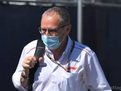 """F1, Stefano Domenicali: """"Soddisfatti delle prime due Sprint, ma dobbiamo ancora mettere a punto il format del futuro"""""""