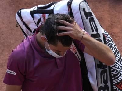 Tennis, Dominic Thiem salterà il resto della stagione