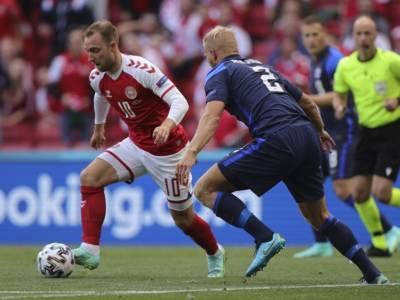 Danimarca-Belgio, perché le squadre si fermeranno al 10'. Il toccante omaggio a Eriksen