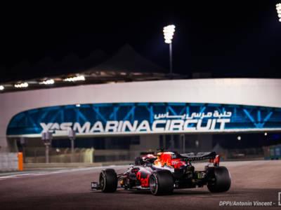 F1, il circuito di Abu Dhabi cambia look sperando di aumentare lo spettacolo