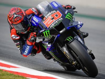 MotoGP, penalizzato Fabio Quartararo per la tuta! il francese scende in sesta posizione
