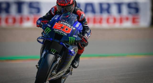 MotoGP, risultato FP3 GP Germania 2021: Fabio Quartararo il più veloce, Bagnaia in top-10. Valentino Rossi in Q1