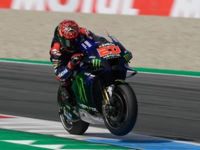 MotoGP, pagelle GP Olanda: Valentino Rossi ancora a terra, Vinales non brilla, Bagnaia perde terreno