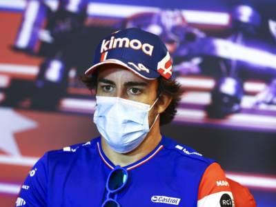 """F1, Fernando Alonso: """"Che gran giro quello del Q2! Abbiamo rischiato con delle modifiche che hanno funzionato"""""""
