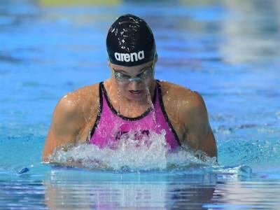 Nuoto, Trofeo Settecolli 2021: Fangio da record nei 200 rana donne, Panziera, Quadarella e Federica Pellegrini in evidenza
