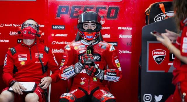 """MotoGP, Francesco Bagnaia: """"Bezzecchi sta facendo un ottimo lavoro, è più preparato per arrivare in MotoGP"""""""