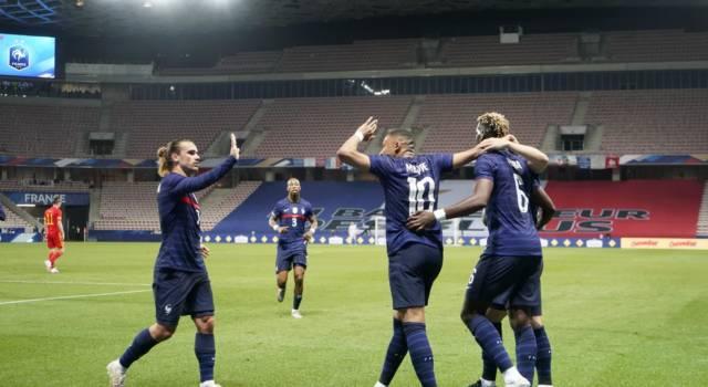 Europei calcio 2021: la corazzata Francia pronta al bis dopo i Mondiali. Una rosa spaventosa con Mbappé superstar