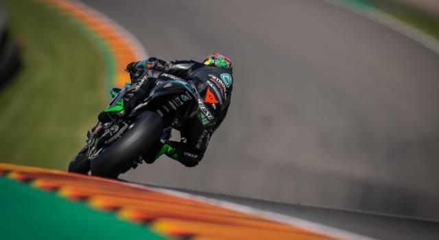 """MotoGP, Franco Morbidelli: """"Partire 18° è una mazzata, chance di fare bene domani? Zero"""""""