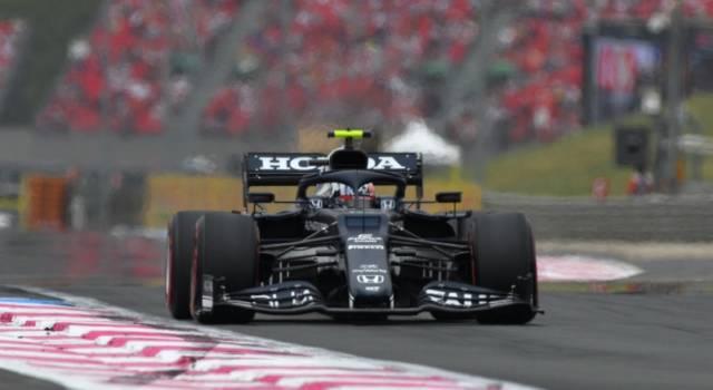 """F1, Pierre Gasly: """"Mi trovo a mio agio con la macchina, domani sarà battaglia con le Ferrari"""""""