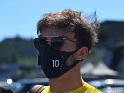 F1, Pierre Gasly: sirene di mercato, divorzio con Alpha Tauri e Red Bull?