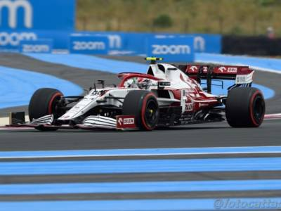 """F1, Antonio Giovinazzi: """"Giornata da dimenticare, rispetto a ieri deciso passo indietro"""""""