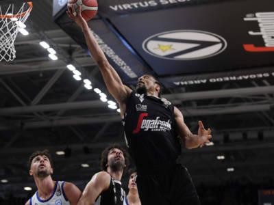 Basket, la Virtus Bologna batte Brindisi e conquista un posto in finale