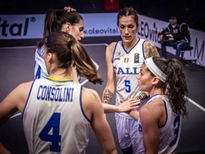 Basket 3×3, Preolimpico Debrecen 2021: programma, orari, tv, streaming. Il calendario completo