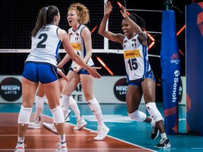 Volley femminile, Italia senza le big in Nations League: è stata la scelta giusta verso le Olimpiadi?