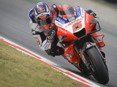 VIDEO MotoGP, GP Catalogna 2021: il graffio di Zarco davanti a Morbidelli e Quartararo