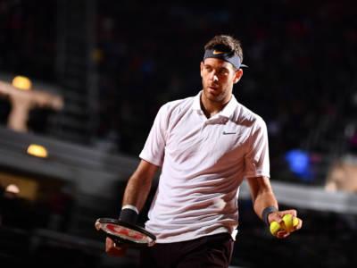 Tennis, Olimpiadi 2021: Juan Martin del Potro costretto a rinunciare a Tokyo