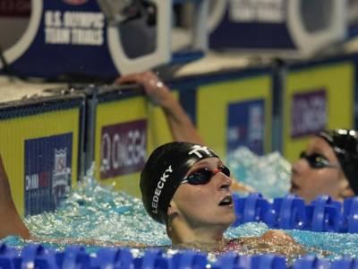 Nuoto, Trial Usa: Katie Ledecky conquista facilmente i pass nei 200 e nei 1500 sl, Caeleb Dressel si scalda nei 100 sl