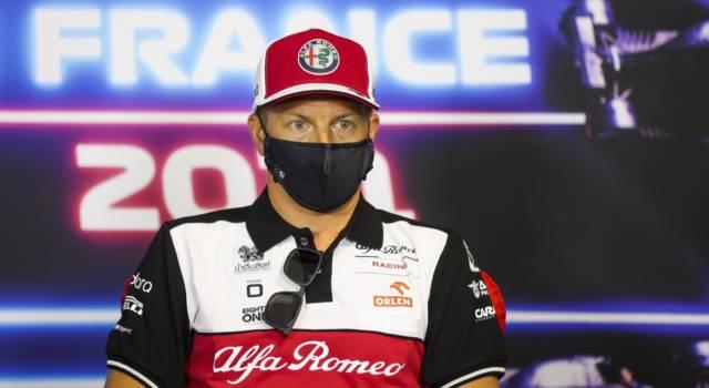 """F1, Kimi Raikkonen: """"Non male come inizio, ma dobbiamo confermarci in qualifica…"""""""