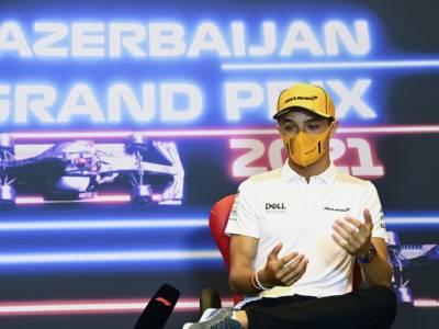 """F1, Lando Norris: """"Il quinto posto è un piazzamento che mi soddisfa"""""""