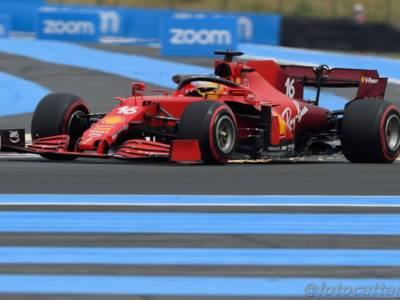 "DIRETTA F1, GP Francia LIVE: Ferrari umiliata. Sainz: ""Prendevamo 2″ a giro da tante macchine"""