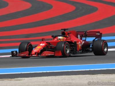 F1, sprofondo rosso! Ferrari mai così male, gara umiliante a Le Castellet