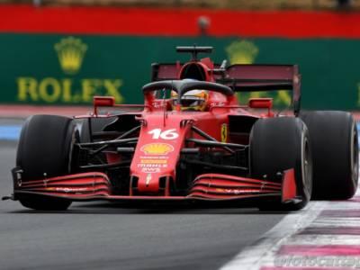 F1, Ferrari bastonata in Francia. Passo inaccettabile, le cause di una gara inguardabile