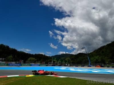 VIDEO F1, GP Stiria 2021: il contatto tra Leclerc e Gasly