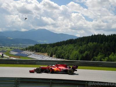 F1, risultati e classifica FP3 GP Stiria: Hamilton precede Verstappen, settimo Charles Leclerc