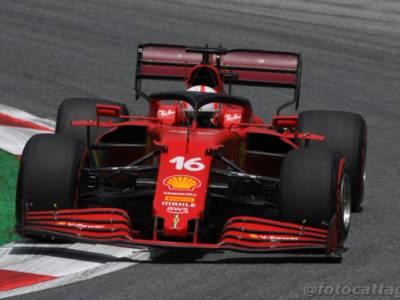 "DIRETTA F1, GP Austria 2021 LIVE: Ferrari bella a metà. Leclerc: ""Passo gara buono"". Sainz: ""Forti in curva"""