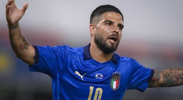 Europei calcio 2021, i numeri di maglia dell'Italia. A Insigne la n.10