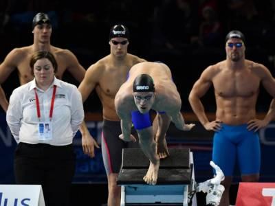 Nuoto, rientro da dimenticare per Lorenzo Zazzeri. Rubata la borsa contenente i ricordi di Tokyo 2020
