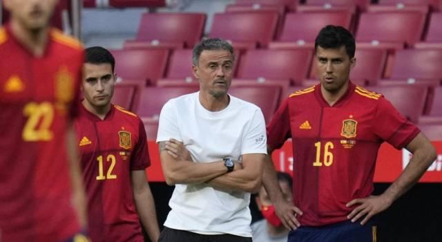 Spagna-Svezia oggi, Europei calcio 2021: orario, tv, programma ...