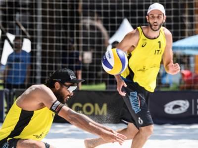 Beach volley, World Tour 2021 Ostrava. Perusic/Schweiner troppo forti: quinto posto per Lupo/Nicolai