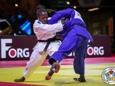 Judo, Mondiali 2021: Clarisse Agbegnenou sul trono iridato per la quinta volta! Oro al Belgio nei -81 kg