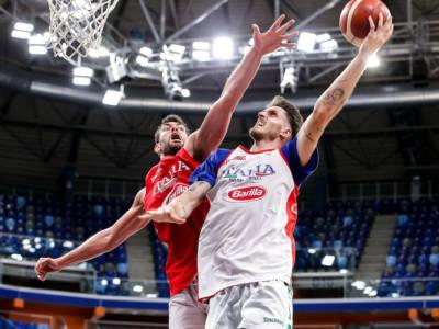 Basket: Italia, i 14 convocati verso il Preolimpico di Belgrado. A Meo Sacchetti restano due tagli da effettuare