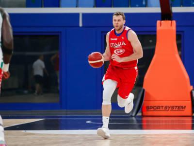Basket: Italia, i 12 convocati definitivi per il Preolimpico di Belgrado. Diouf e Ruzzier gli ultimi tagli