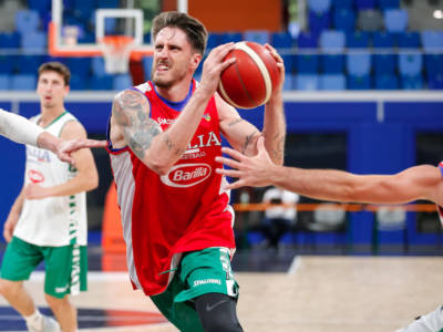 Basket: Italia, secondo successo ad Amburgo. La Repubblica Ceca dura un quarto, poi Polonara trascina gli azzurri