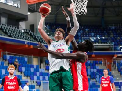 Basket, Torneo di Amburgo 2021: gli azzurri affrontano la Repubblica Ceca nel secondo match