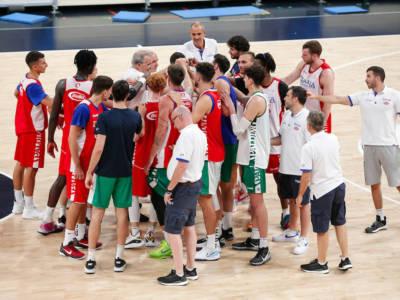 Basket: Italia-Venezuela annullata, positività al Covid-19 tra i sudamericani