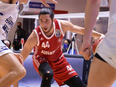 Basket. Davide Alviti approda all'Olimpia Milano, triennale per l'ex Trieste