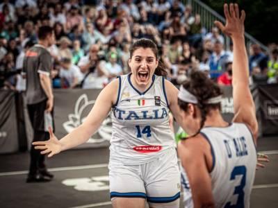 Basket 3×3, Olimpiadi Tokyo 2021: il calendario completo. Programma, date, orari