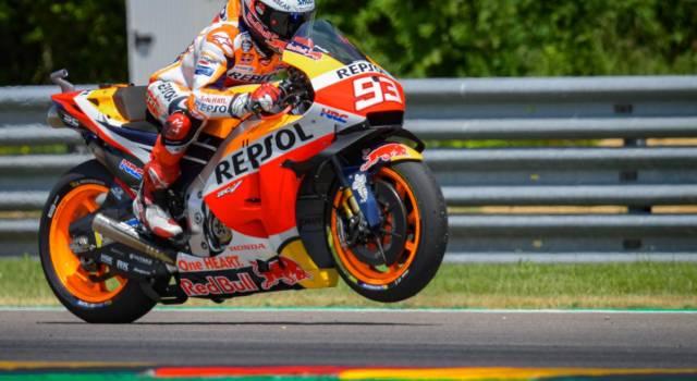 """MotoGP, Marc Marquez: """"Ce l'ho fatta e ce la farò ancora. Con la pioggia ho capito che avrei vinto"""""""