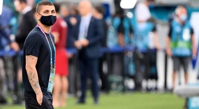 Calcio, Europei 2021: Marco Verratti torna ad allenarsi con il gruppo. Mancini recupera uno dei riferimenti del centrocampo